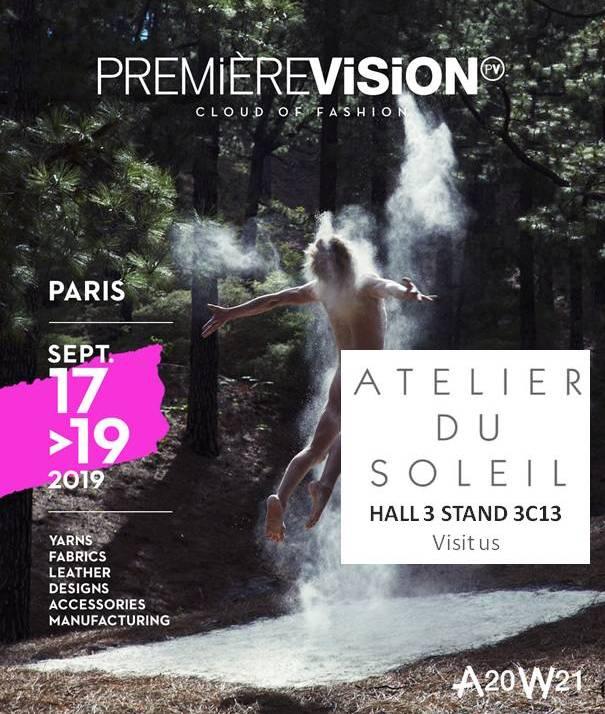 Image Atelier Du Soleil in Premiere Vision